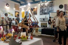 1º Leilão de Arte Fábrica Bhering RJ Galeria Meu BB 2018