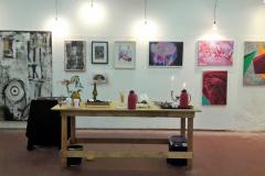 Arte Contemporânea no Rio de Janeiro Galeria de Meu BB Fábrica Bhering RJ