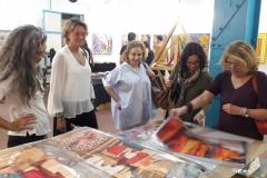 5ª Coletiva 2018 Galeria de Arte Meu BB Fábrica Bhering Rio de Janeiro