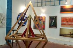 5ª Exposição 2018 de Arte Contemporânea na Galeria de Meu BB Fábrica Bhering RJ