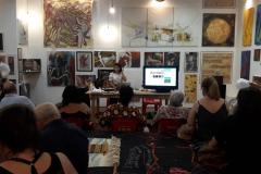 1º Leilão de Arte Contemporânea Meu BB Galeria de Arte Fábrica Bhering Rio de Janeiro 2018
