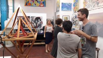 2º Leilao de arte contemporanea do Rio de Janeiro Meu BB Galeria Fábrica Bhering