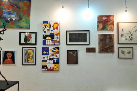 Meu BB Galeria de Arte Circuito Interno Fabrica Bhering 2018