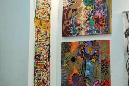 Meu BB Galeria de Arte Contemporanea Circuito Interno Fabrica Bhering- 2018