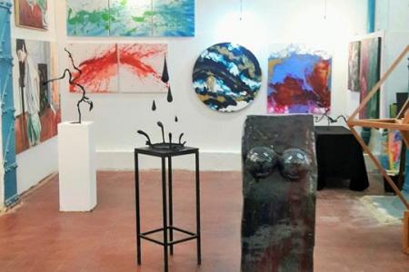 Meu BB Galeria de Arte Contemporanea - Fabrica Bhering2018