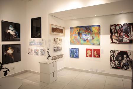 Meu BB Galeria de Arte Saphira e Ventura SP - Foto Rafael Cusato